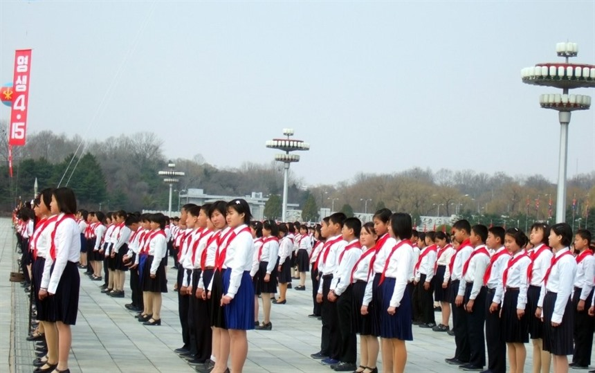 5 Highlights Of A Tour To North Korea : Section 1