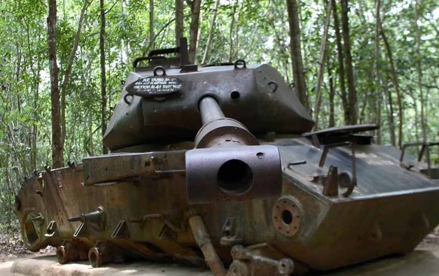 Vietnam - a war legacy : Section 4