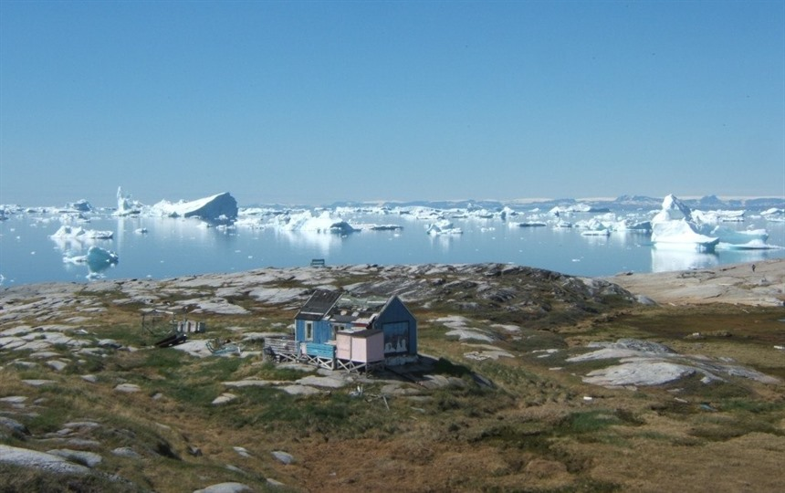 Greenland - on the top of the world : Section 4