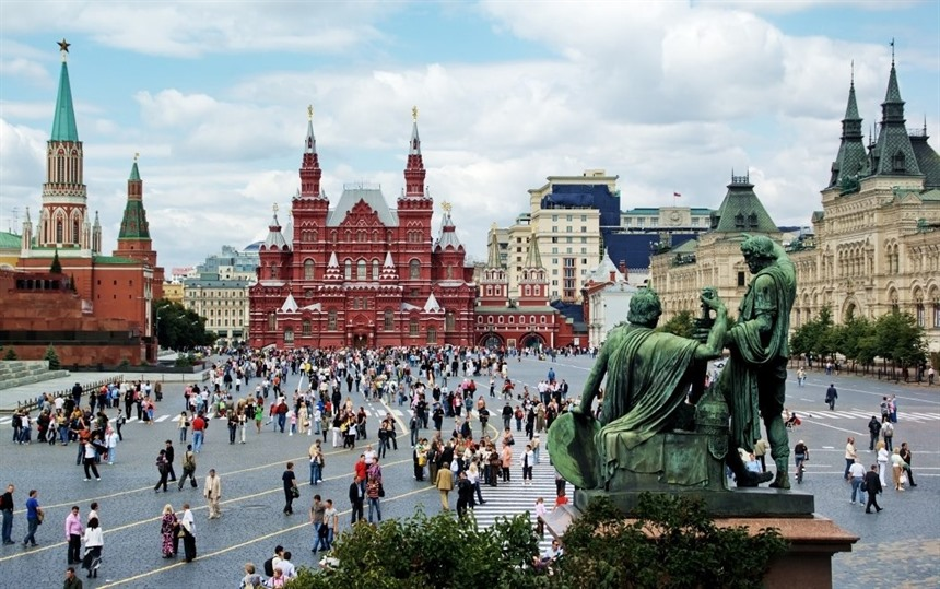 5 Essential Things To See & Do In Moscow : Section 2