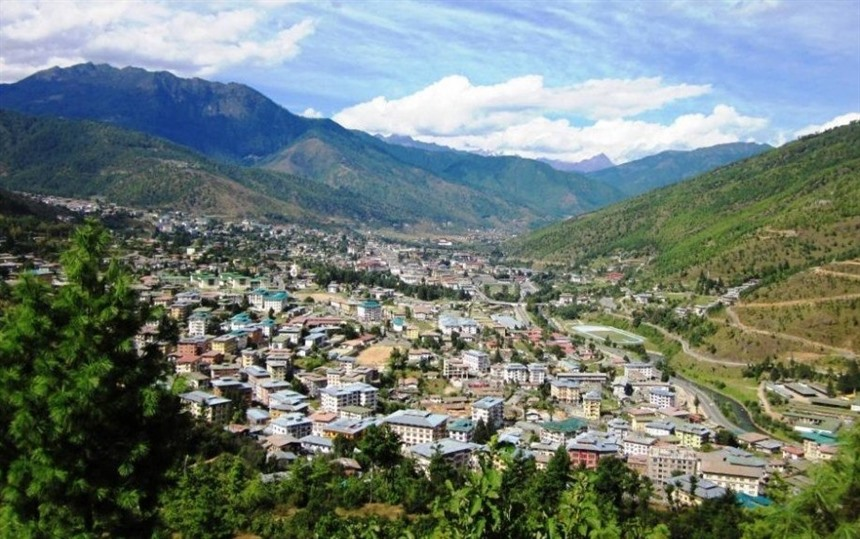 My Bhutan diary - Part one : Section 6