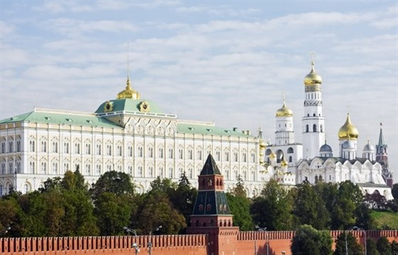 Inside Moscow's grand kremlin palace : Section 2