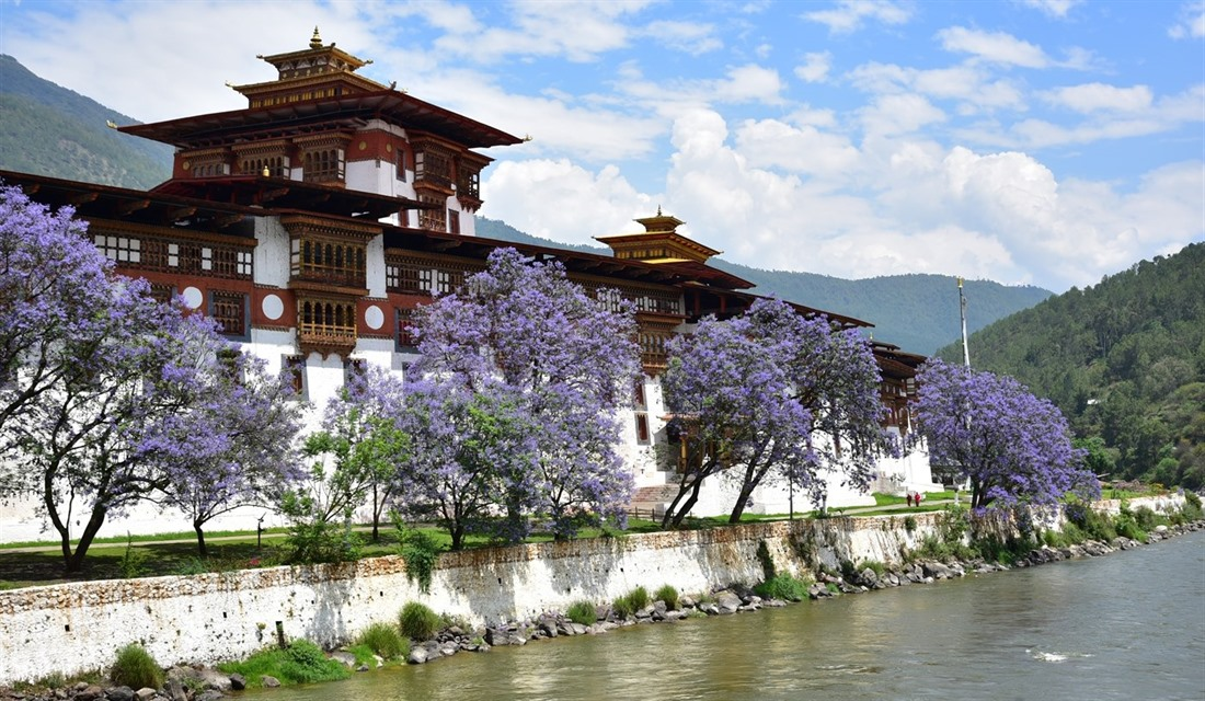 Top five Dzongs of Bhutan : Section 6