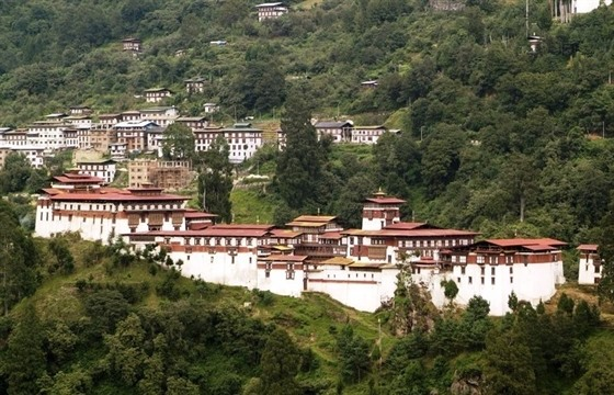 Top five Dzongs of Bhutan : Section 2