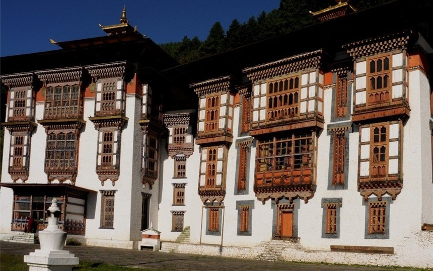 Top five Dzongs of Bhutan : Section 4