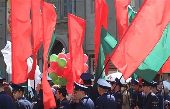Victory day in Minsk, a very Belarusian celebration : Section 2