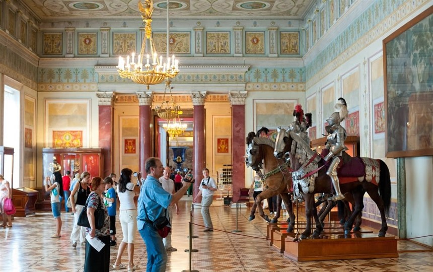 5 WAYS TO ENJOY THE HERMITAGE : Section 5