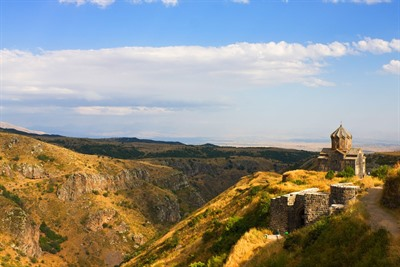 7 Places to visit while you're in Armenia