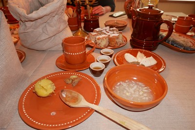 A Samogitian Dinner in Lithuania