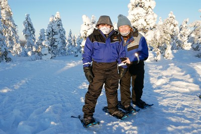 Adventures in Lapland, by Jack (aged 12)