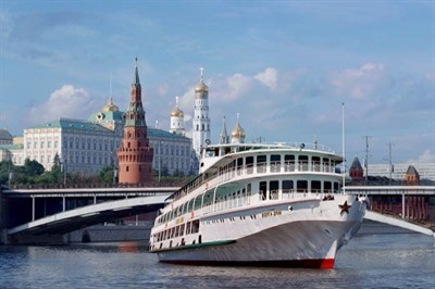 All Aboard the MS Volga Dream