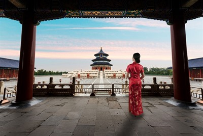 Our favourite historical sites in China