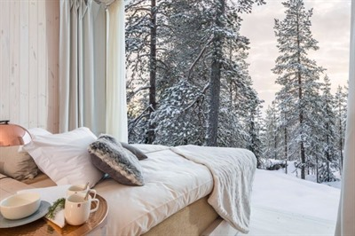 The coolest places to stay in Lapland this winter