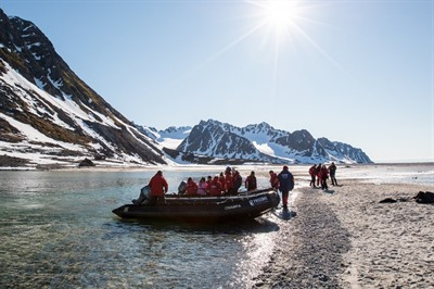 Epic Arctic cruises; the five best polar expedition holidays