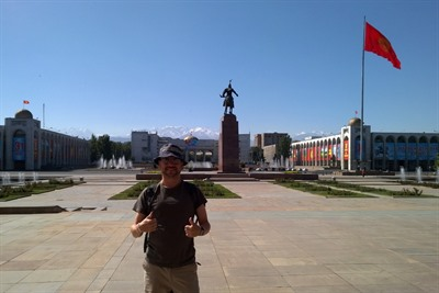 First Impressions of Kyrgyzstan