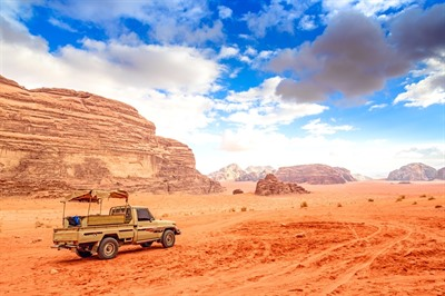 Five amazing ways to find adventure in Jordan