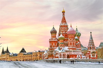 Five essential things to see & do in Moscow