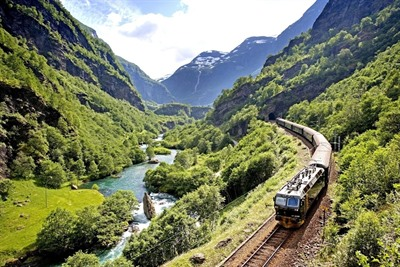 Five Great Rail Journeys