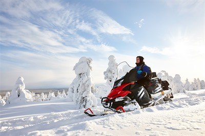 Five of the best winter activities in Finnish Lapland
