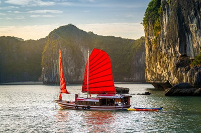 Five things to do in Vietnam