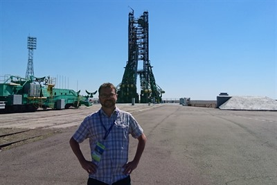 Just Returned: Space Exploration at Kazakhstan's Baikonur Cosmodrome