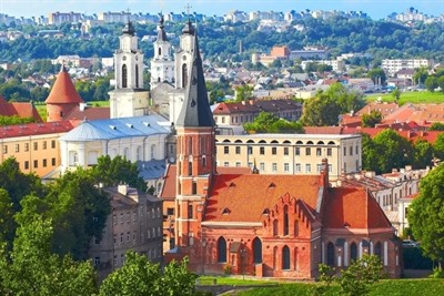 Lithuania: the Baltics' best kept secret