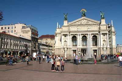 Lviv a little: Discover Ukraine's capital of culture