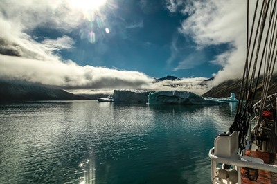 My Regent Moment: cruising in South West Greenland, by Garry Brisdion [Part 2]