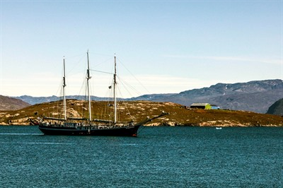 My Regent Moment: cruising in South West Greenland, by Garry Brisdion [Part 1]