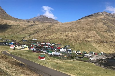 My Regent Moment: Welcome to the Faroe Islands