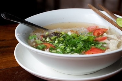 Recipe for vietnamese chicken pho (Ga Pho)