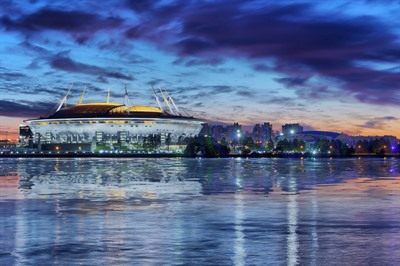 Russia World Cup 2018: the inside story of the host cities