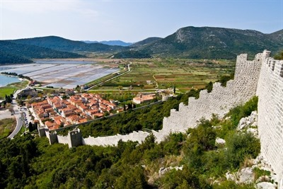 The great wall of... Croatia