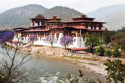Top five Dzongs of Bhutan
