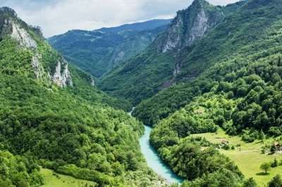 Touring Montenegro's mountainous north