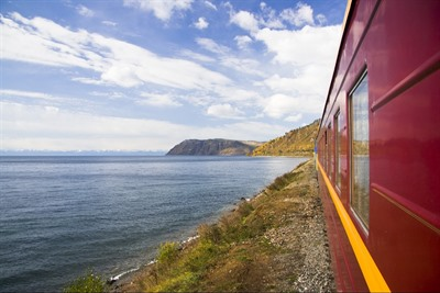Trans-Siberian On The Tsar's Gold