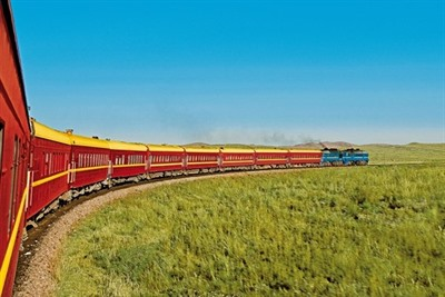 Trans-Siberian Railway aboard the Tsar's Gold Private Train