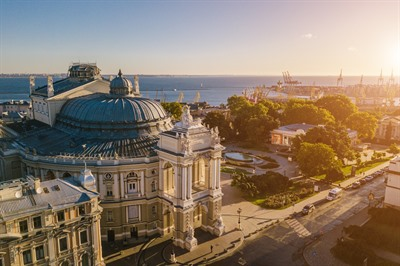 Ukraine: Our favourite cities