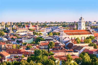 Vilnius: a perfect weekend getaway