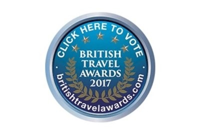 Vote for Regent in the 2017 British Travel Awards