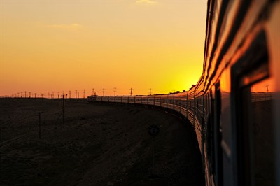 What to expect from the Orient Silk Road Express