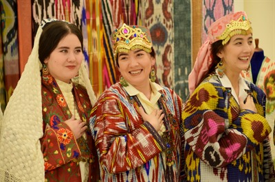 Where to go in Central Asia