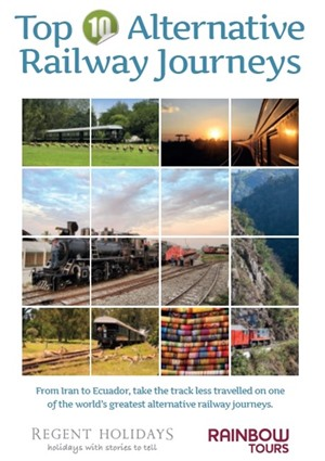 Top 10 Alternative Railway Journeys