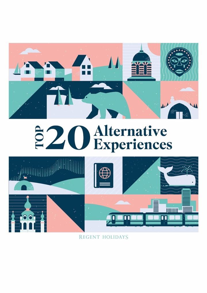 Top 20 Alternative Experiences 2018