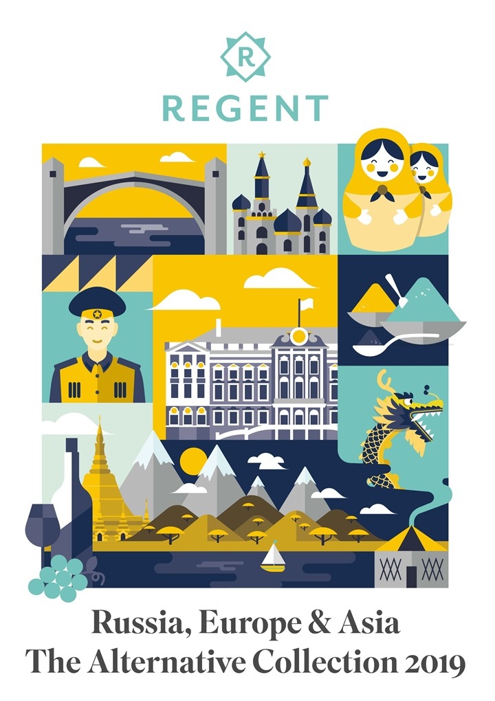 Regent Holidays Brochure Collection