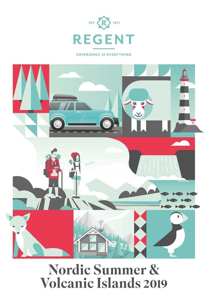 Nordic Summer & Volcanic Islands 2019