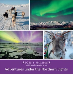 Adventures under the Northern Lights - 2015/16 Inspiration