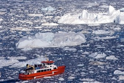 Greenland Sea Cruises