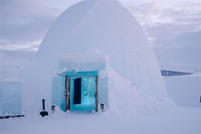 Holidays at ICEHOTEL