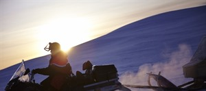 Full day snowmobile safari to the Ice Hotel 1